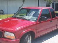 2000 GMC SONOMA SLS EXTENDED CAB AUTOMATIC SPEC PREF