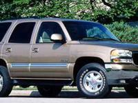 2000 GMC Yukon For Sale.Features:Four Wheel Drive, Tow