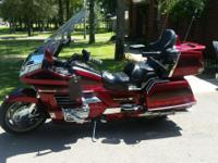 I have a 2000 Goldwing SE that I just paid over $7000