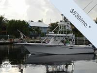 The Grady White Bimini 306 is the biggest center