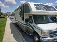 E-450 V10 Conquest 30 Foot Class C-motorhome, in