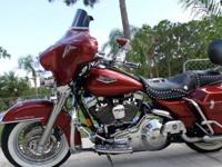 ,,,2000 ROAD KING W/FAIRING AM/FM/CDI'VE OWNED THIS