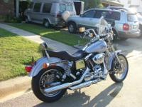 One very Nice 2000 Harley Davidson Low Rider. The