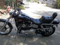 2000 dyna wide glide Harley Davidson only 29k miles