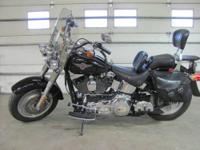 For Sale : 2000 Harley Davidson Fat Boy FLSTF . One
