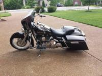 2000 Custom Harley-Davidson FLHRI Road King. Check out