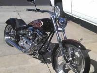 2000 Harley-Davidson FLSTC Heritage Softail Classic .