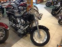 2000 Harley-Davidson FLSTF VERY CLEAN FAST BIKE T BARS