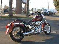 2000 Harley-Davidson FLSTF Fat Boy SOFTAIL FATBOY the