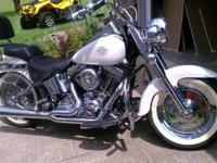 2000 Harley Davidson FLSTF Fat Boy Cruiser -
