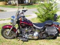 2000 Harley Davidson FLSTF Fat Boy. Beautiful 2000