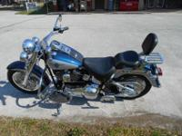 "2000 HARLEY-DAVIDSON FLSTF ""FATBOY""! IF YOU LIKE"