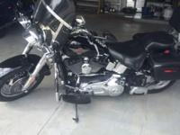 2000 Harley Davidson FLSTF Fatboy. Extra clean Harley