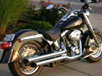 2000 Harley Davidson in Excellent Condition- - Black