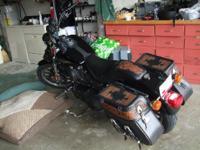 2000 Harley Davidson FXDX Dyna Super Glide Sport.