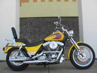You are looking at a very cool 2000 Harley-Davidson
