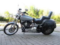 2000 Harley-Davidson FXSTD Deuce. Great bike in