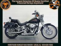 2000 Harley-Davidson FXSTS Springer Softail If the