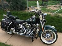 2000 Harley-Davidson FXSTS Springer Softail. Immaculate