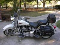 I have for sale my 2000 Harley Davidson Heritage