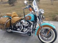 For your consideration is a one of a kind 2000 Harley