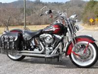 2000 Harley Davidson Softail Heritage Springer FLSTS -