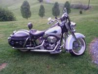 I have a 2000 Harley Davidson motorcycle for sale. It
