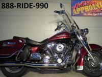 2000 Harley Davidson Road King Fuel Injected Motorcycle