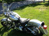 2000 Harley Davidson Softail Custom (Fatboy).