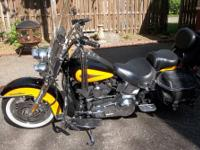 2000 Harley Davidson Heritage Softail Classic ONLY