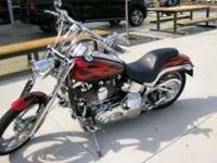 Description Full Financing Available! 2000 harley