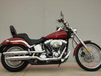 Harley-Davidson softail FX STD. It has only 3700 well