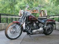 Truly immaculate 2000 Harley-Davidson Softail Springer