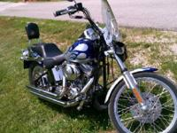 2000 Harley Davidson Softail Standard It has 12,700
