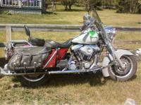 I HAVE A 2000 HARLEY DAVIDSON SPORTSTER 1200C, IT HAS A