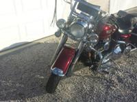 Year: 2000Make: Harley-DavidsonModel: TouringSub Model: