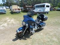 2000 Harley Davidson FLHTCUI Ultra Classic Touring