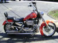 Motorcycles Sportster 6774 PSN . For 1999 weve dialed