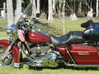 I have a 2000 Road King, 88inch efi. has 42,000 miles
