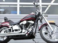 Low miles, Vance & Hines exhaust, custom billet wheels,
