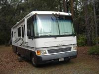 Length: 32 feet Year: 2000 Make: Holiday Rambler Model: