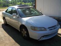 2000 Honda Accord 3.0 Automatic Parts Parting Out Car