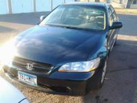 2000 Honda accord for sale run and drive with no