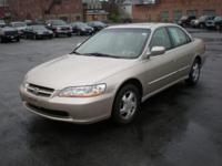 Options Included: N/A2000 HONDA-ACCORD,EX,6 CYLINDER,4