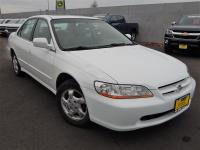 Options:  2000 Honda Accord 2.3 Ex W/Leather|We Offer