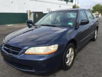 2000 Honda Accord for grabs... It runs good, 144k