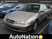 2000 Honda Accord Sdn Our Location is: AutoNation Honda