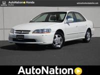 2000 Honda Accord Sdn Our Location is: AutoNation Honda