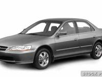 2000 Honda Accord Sedan 2.3 SE Our Location is: San