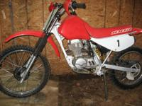 I have two 2000, 100cc bikes for sale one is a Honda